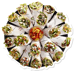 Pita Pit Canada Catering