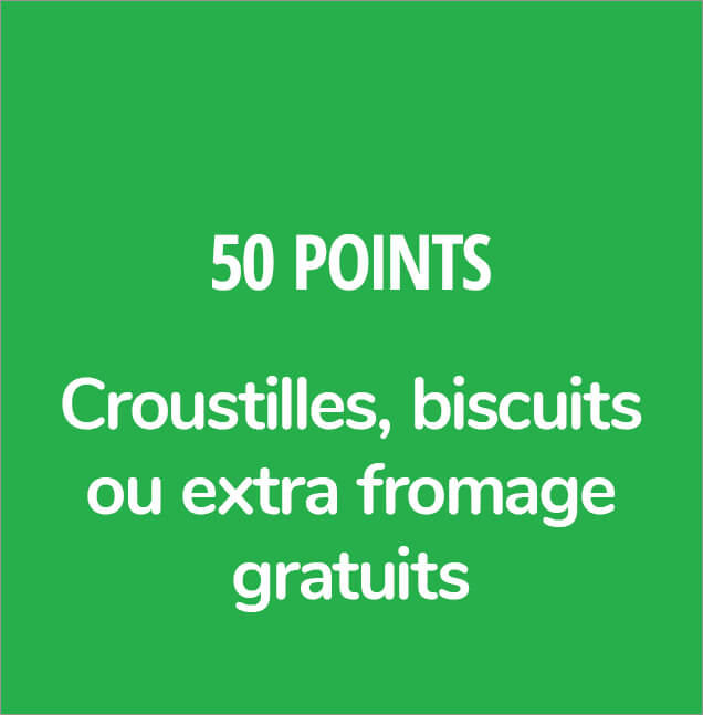 50 Points Pay With Points